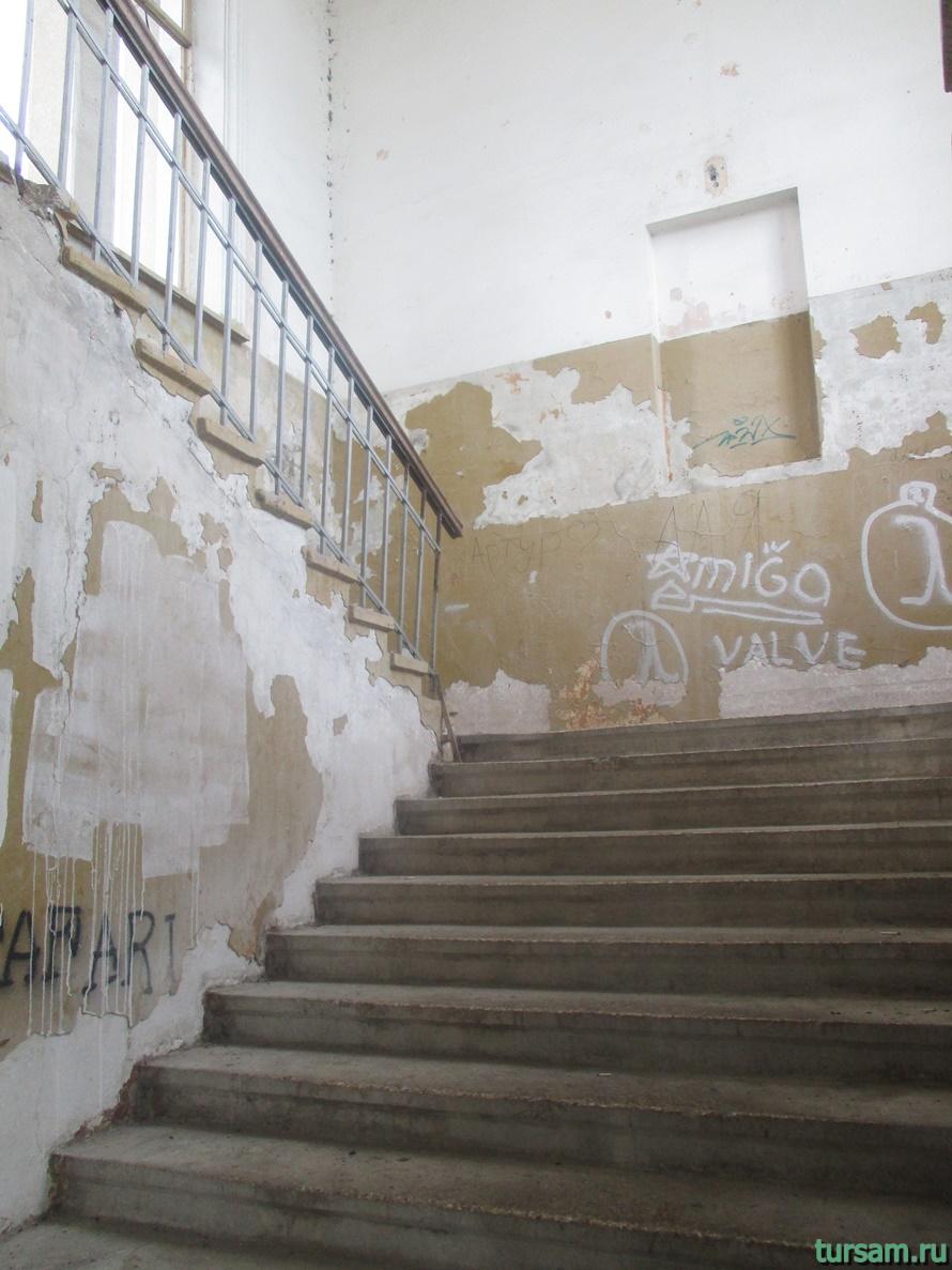 Станция Новый Афон в Абхазии-5