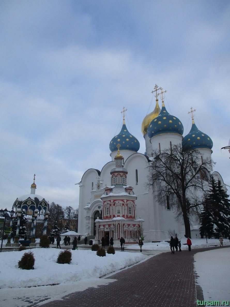 Свято-Троицкая Сергиева Лавра-1