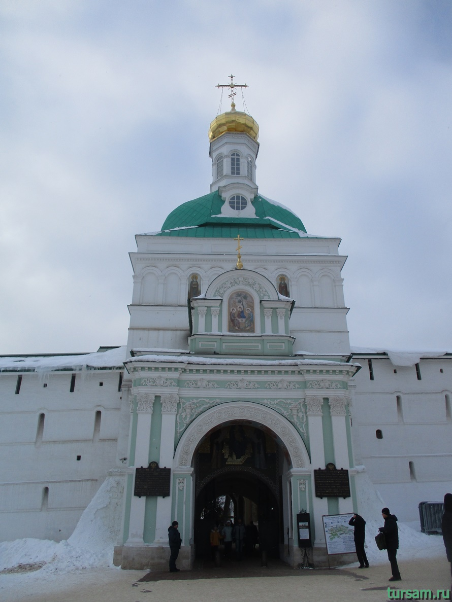 Свято-Троицкая Сергиева Лавра-5