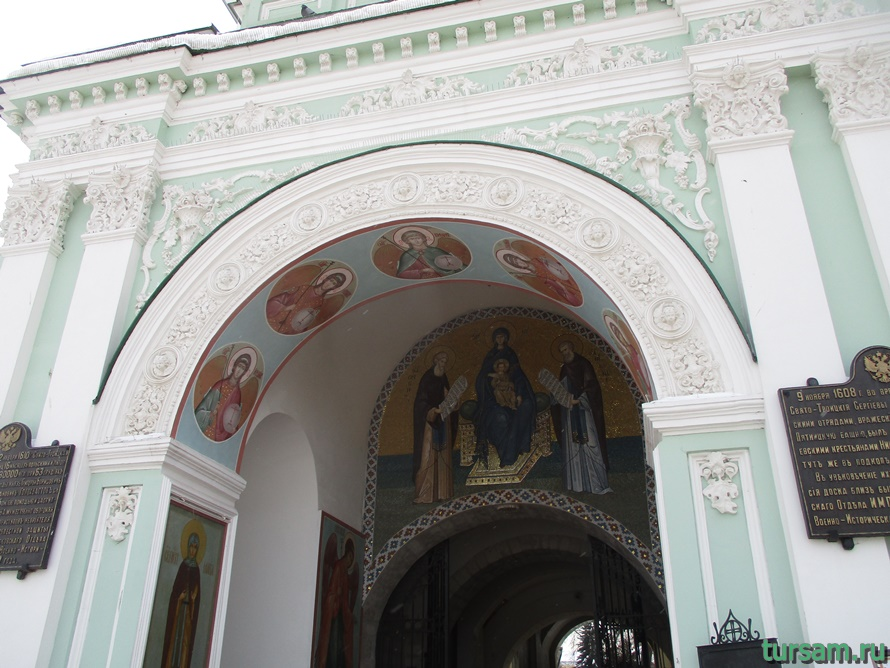 Свято-Троицкая Сергиева Лавра-6