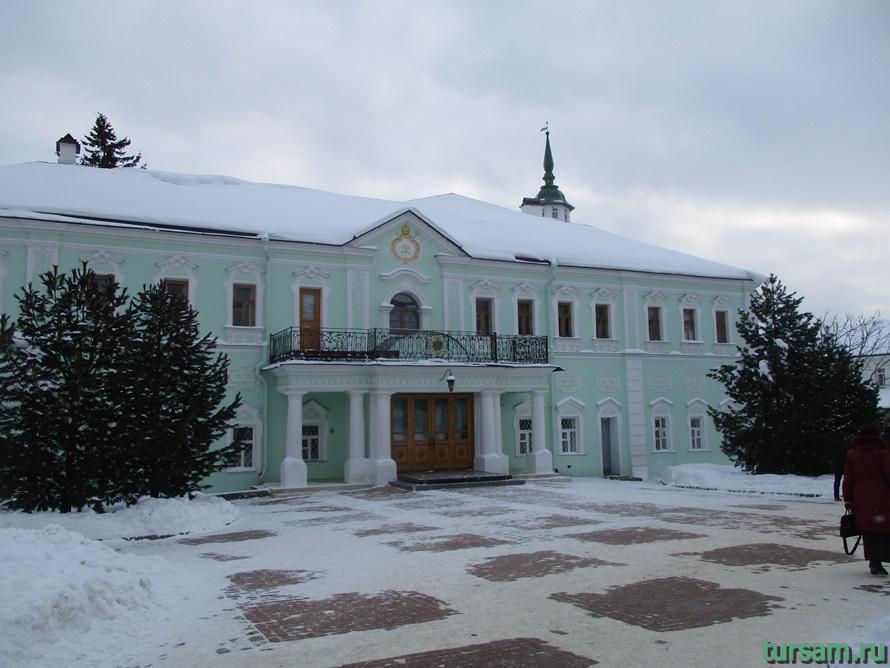 Свято-Троицкая Сергиева Лавра-7