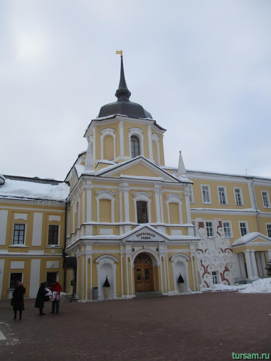 Свято-Троицкая Сергиева Лавра-9