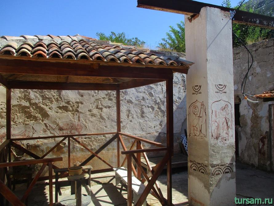 Турецкие бани в Евпатории-3