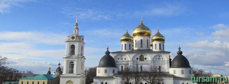 Успенский Кафедральный Собор в городе Дмитров-5