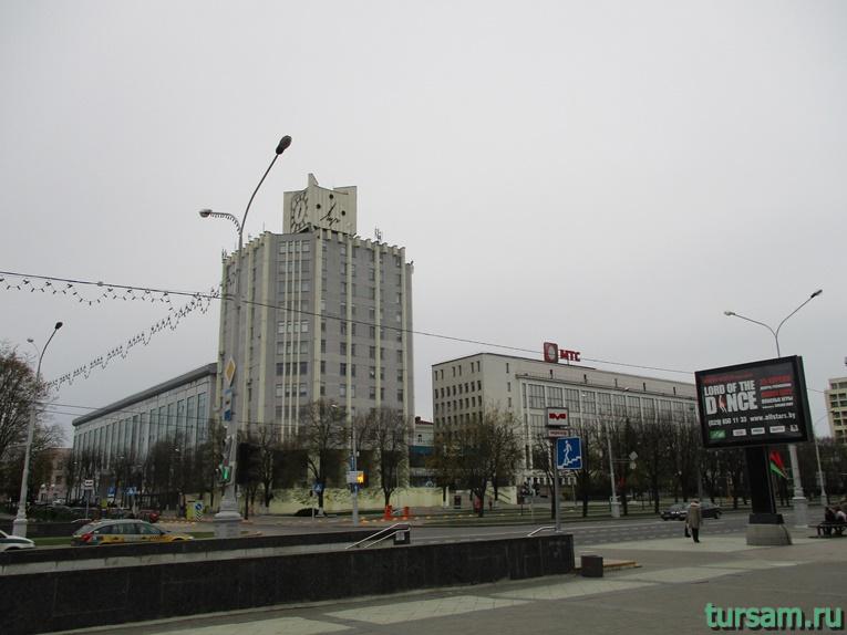 В Белоруссию на машине