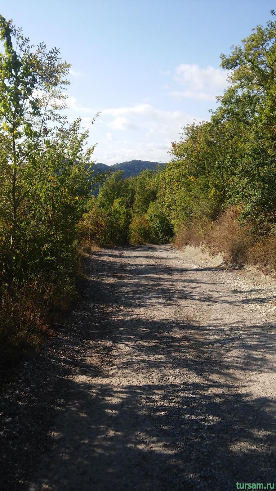 "Виды по дороге к маршруту ""Орлиные скалы""-4"