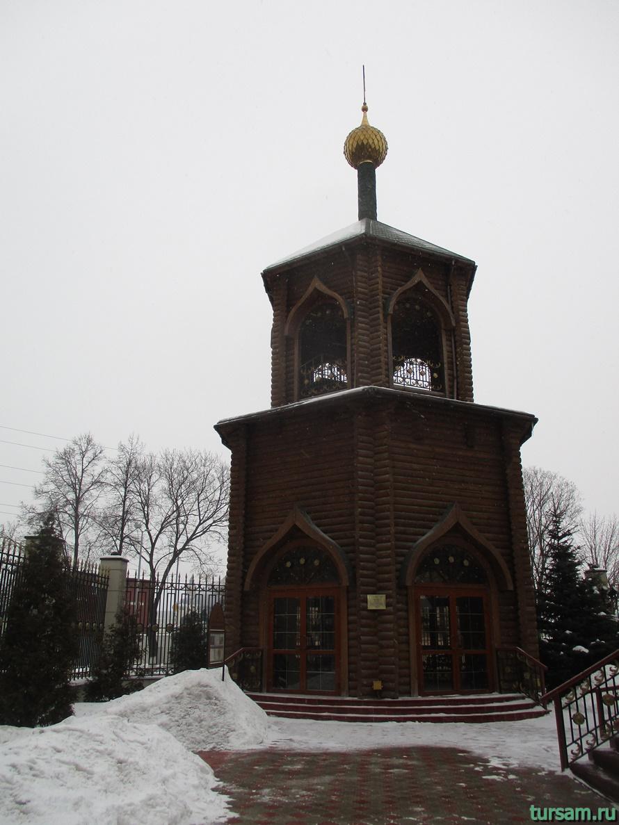 Владимирская церковь в Туле-2