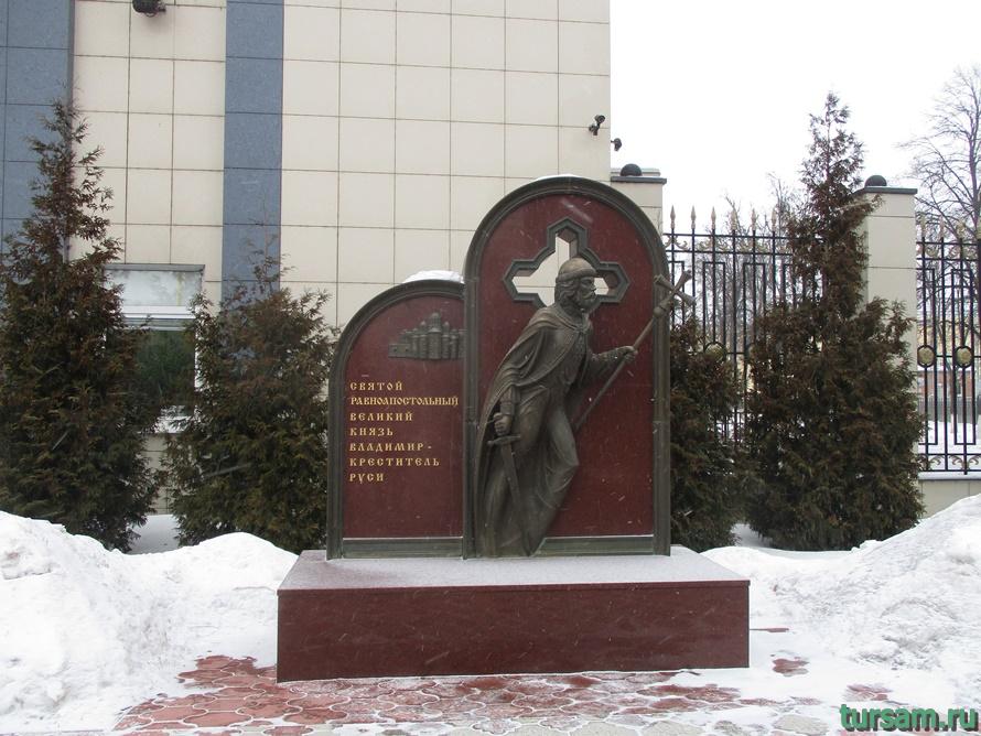 Владимирская церковь в Туле-3