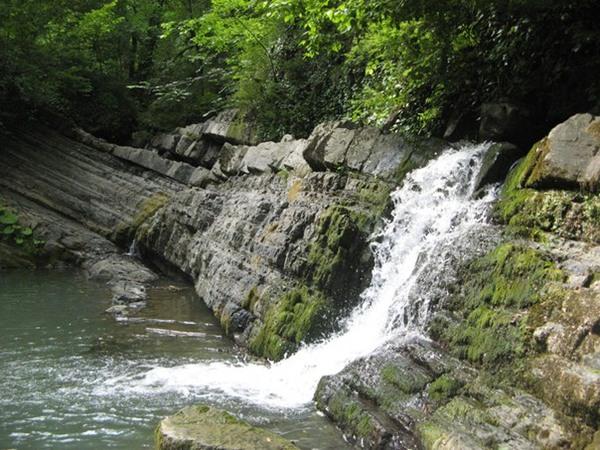 Водопад №5 змейковские водопады
