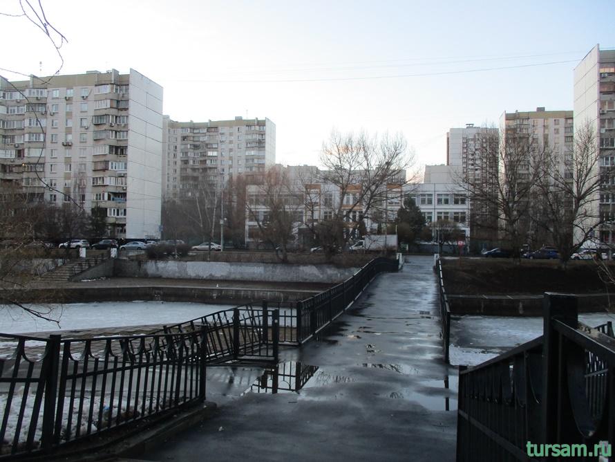 Восточные Марьинские пруды-2
