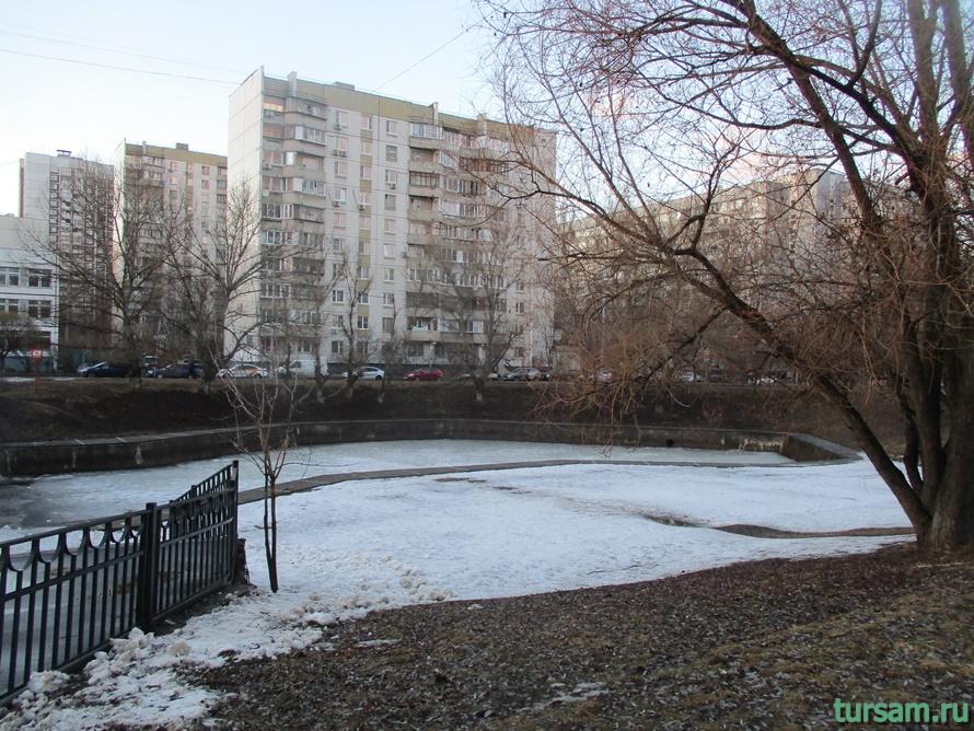 Восточные Марьинские пруды-3