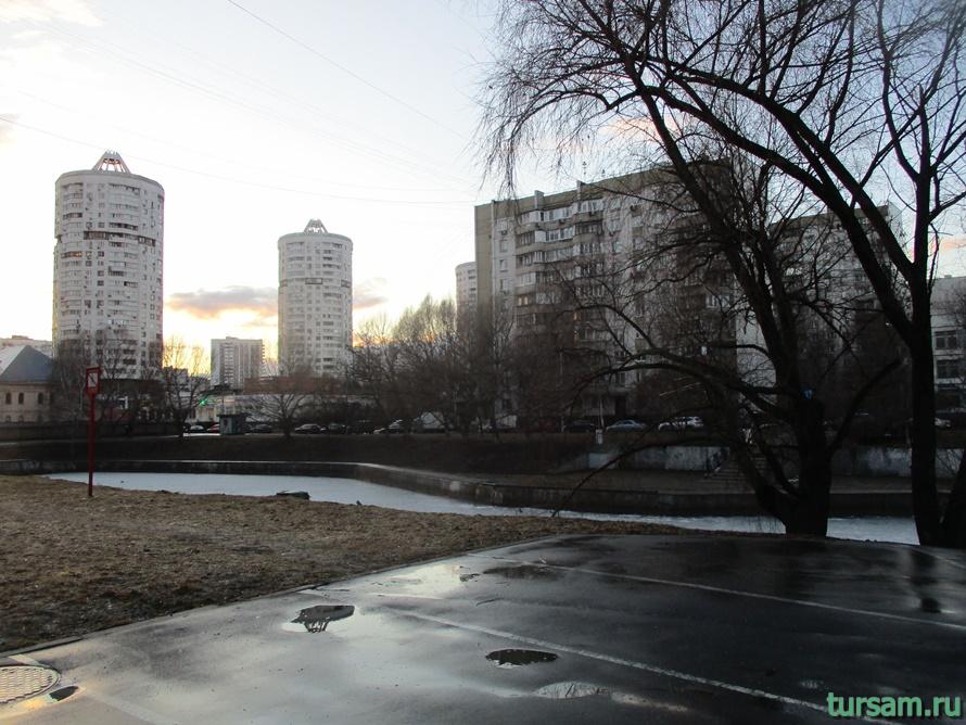 Восточные Марьинские пруды-4