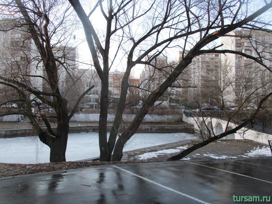 Восточные Марьинские пруды-5
