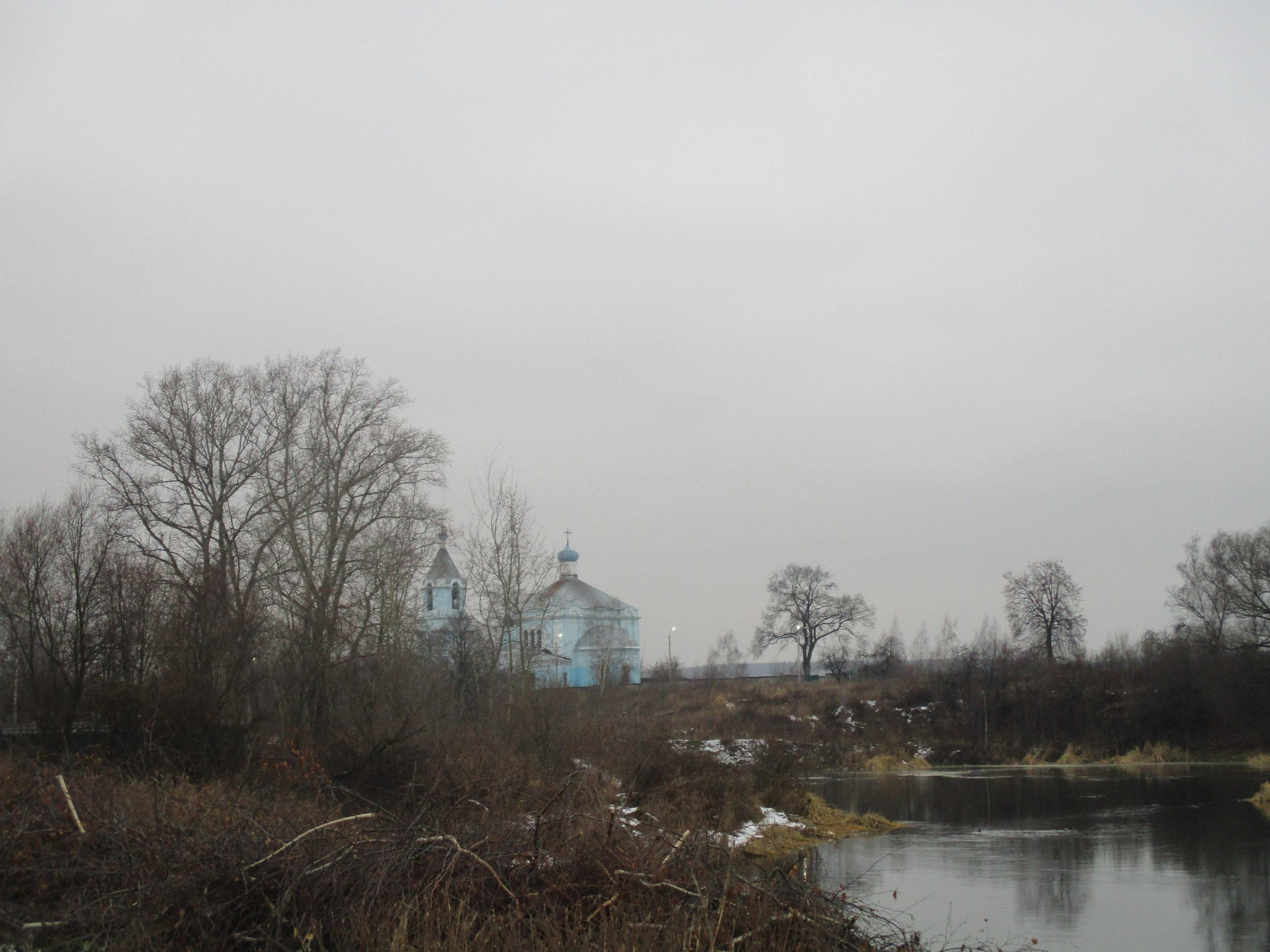 Знаменская церковь в Щелково-1