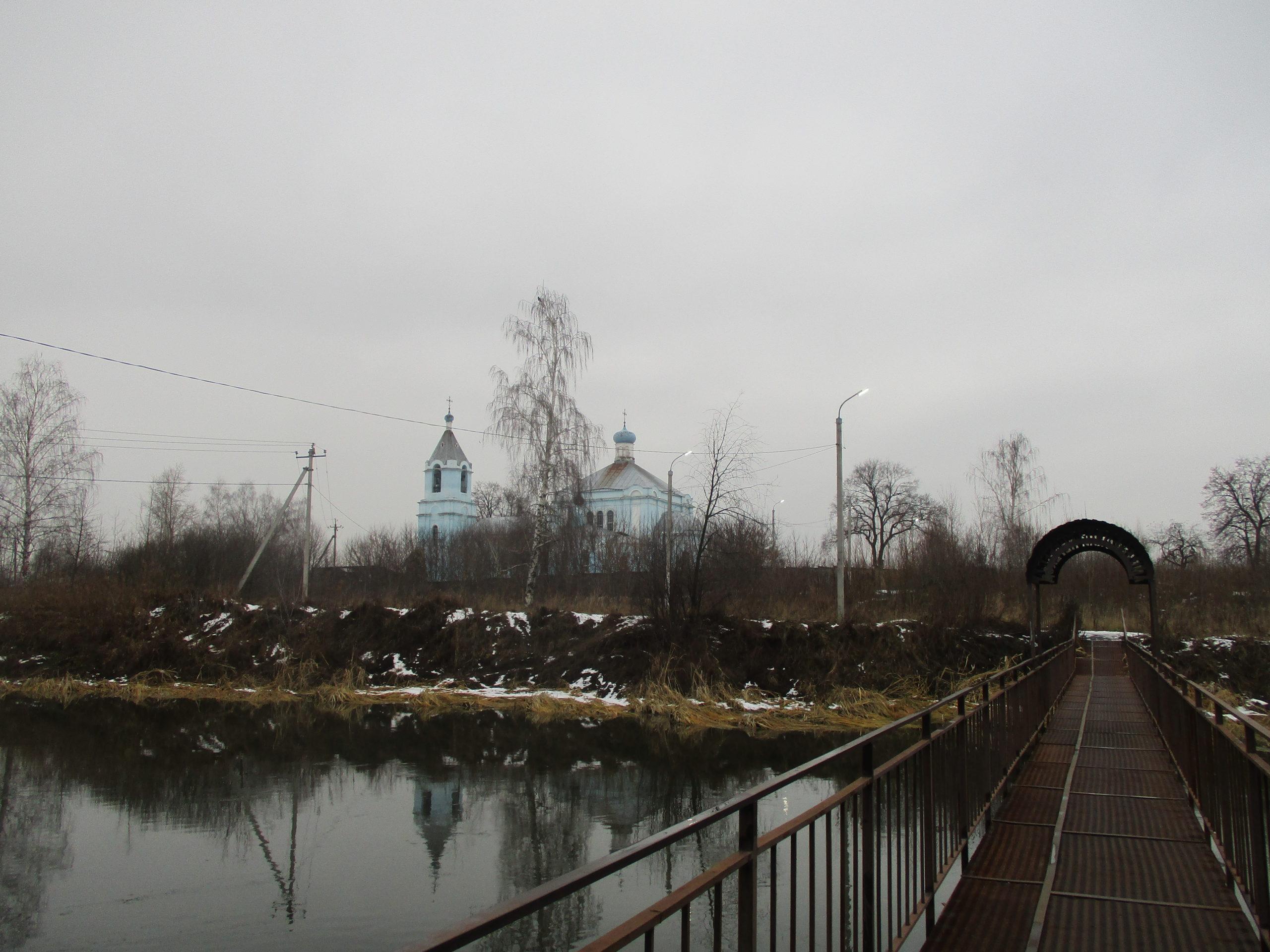Знаменская церковь в Щелково-2