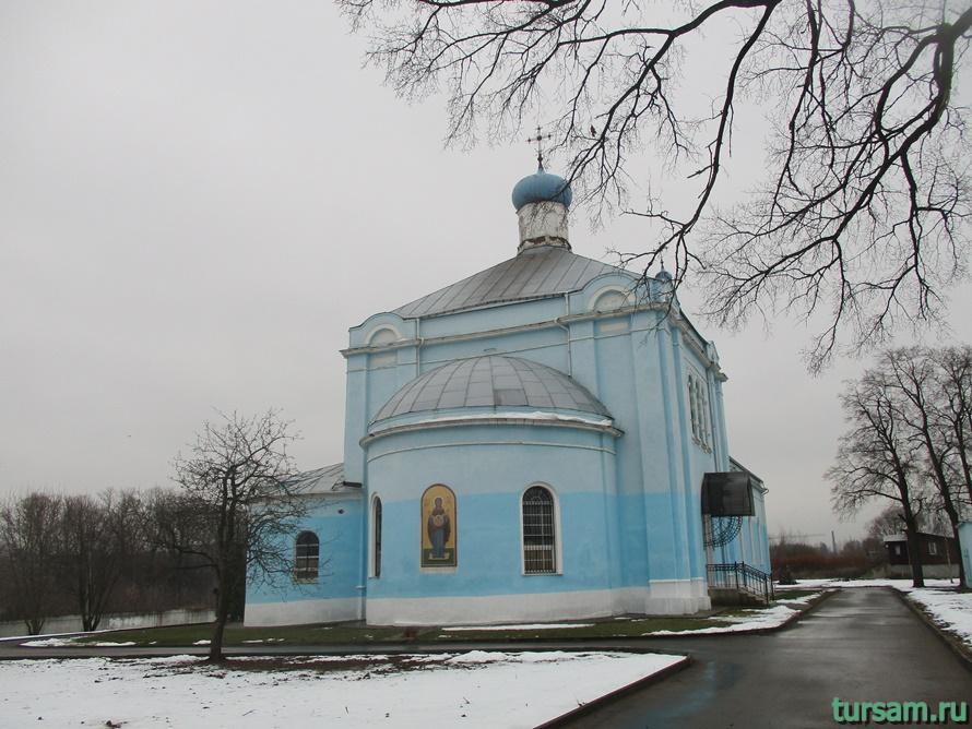 Знаменская церковь в Щелково-3