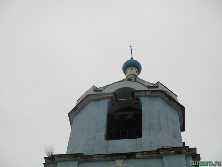 Знаменская церковь в Щелково-4