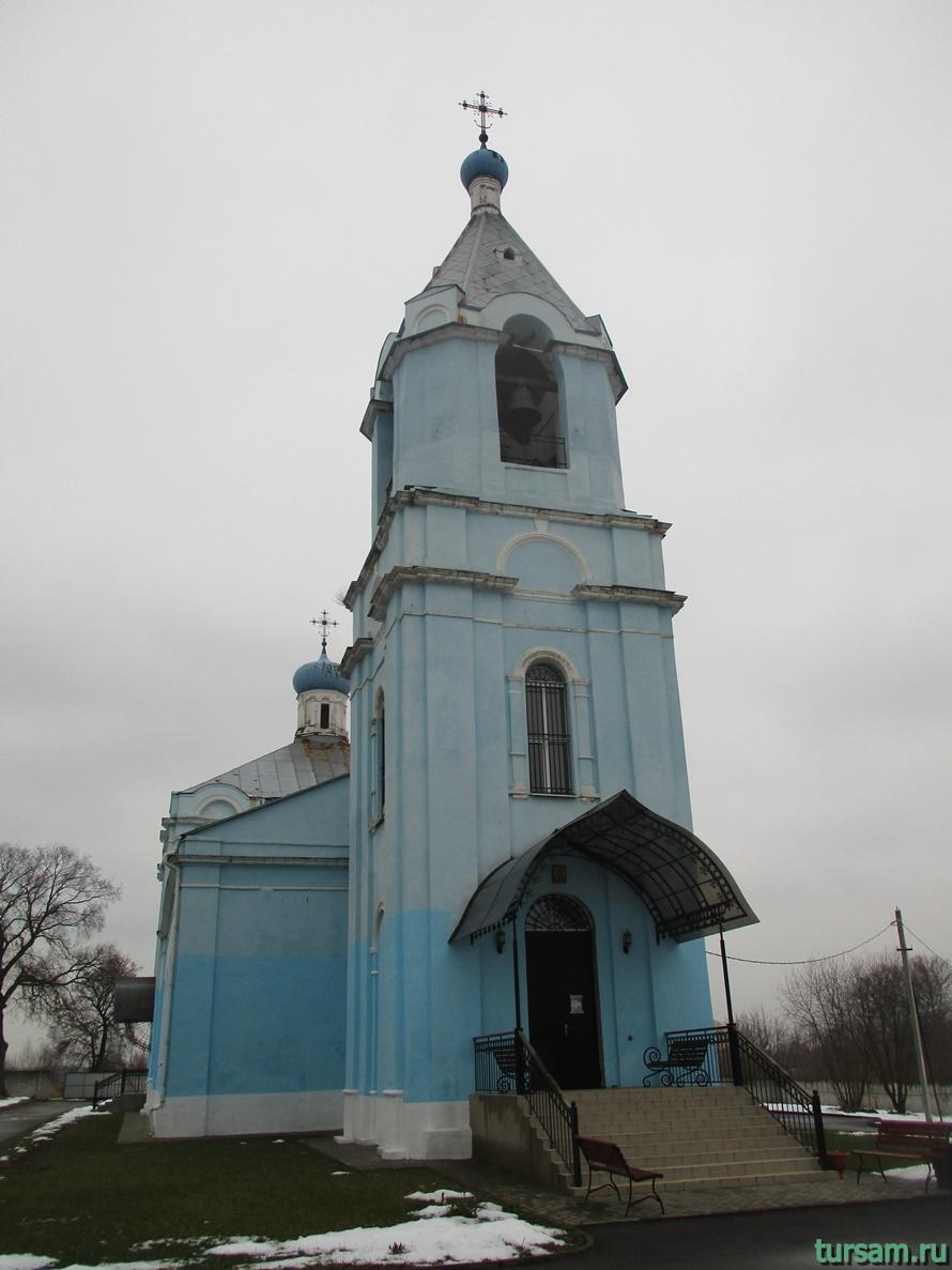 Знаменская церковь в Щелково-5