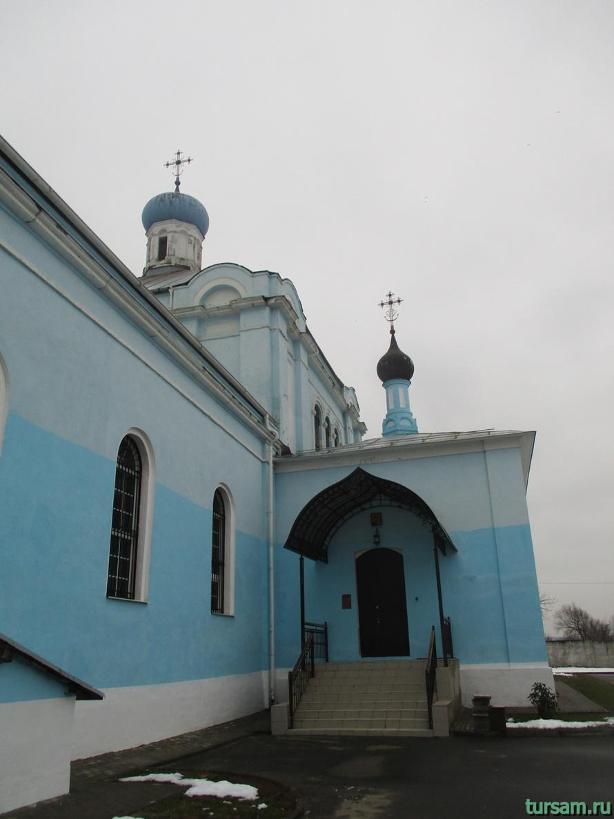 Знаменская церковь в Щелково-6