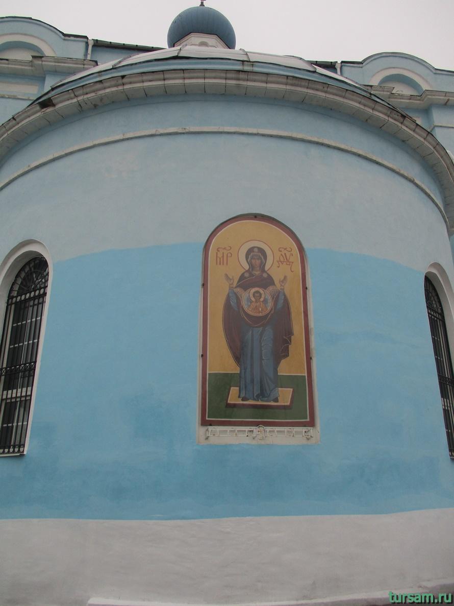 Знаменская церковь в Щелково-7