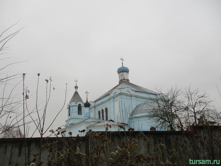 Знаменская церковь в Щелково-8