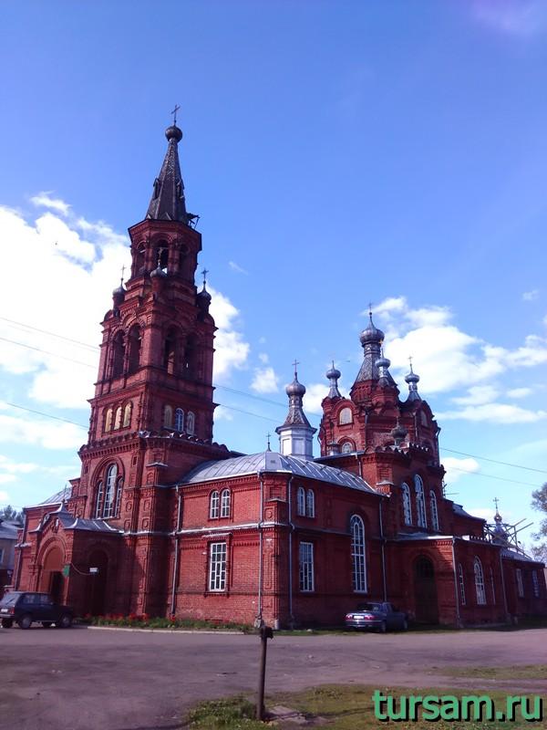 Знаменский Женский Монастырь в Осташкове