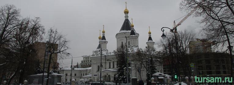 Церковь Архангела Михаила на Девичьем поле