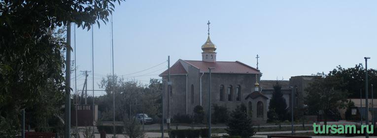 Церковь священномученика Порфирия