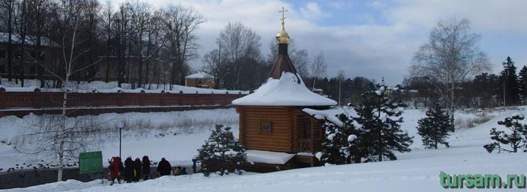 Часовня Владислава Сербского в Сергиевом Посаде-15