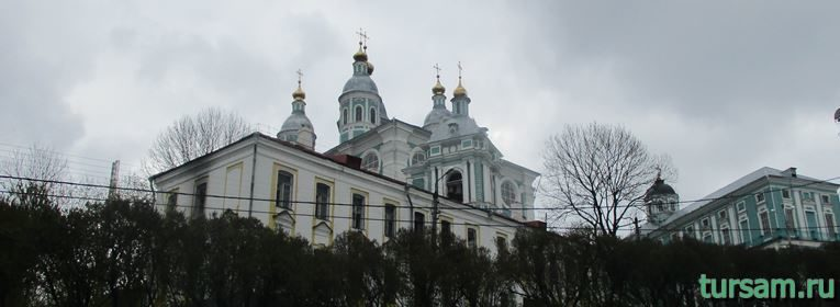 Достопримечательности Смоленска-11
