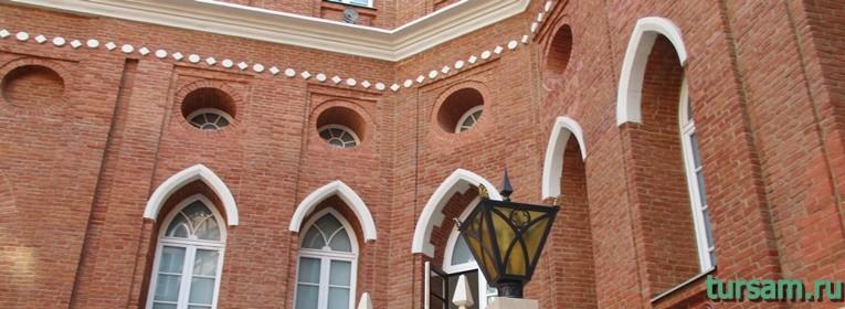 Хлебный дом в Царицыно