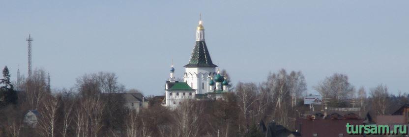Храм Николая Чудотворца в Никулино