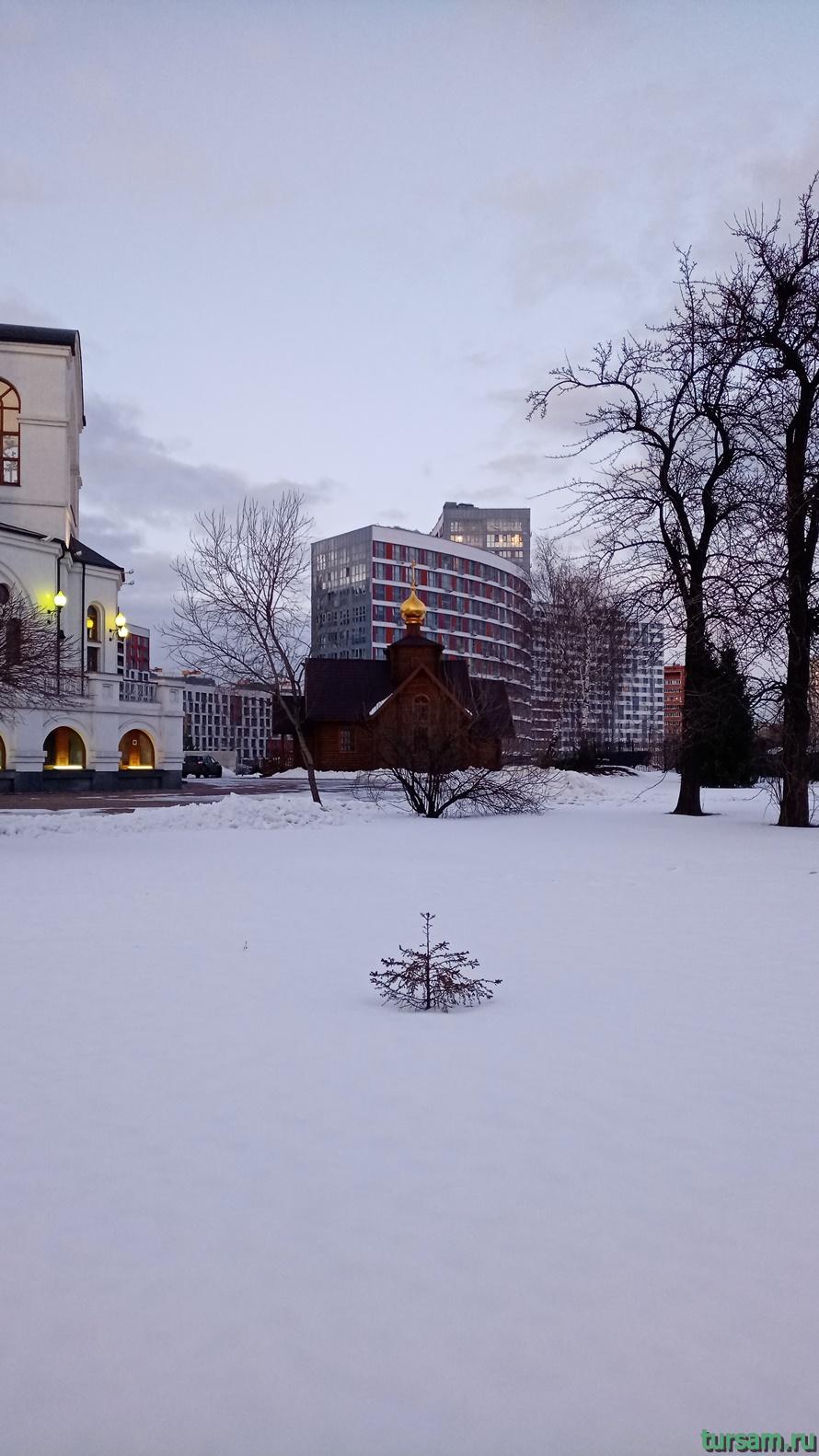 Храм Рождества Христова в Мытищах-2