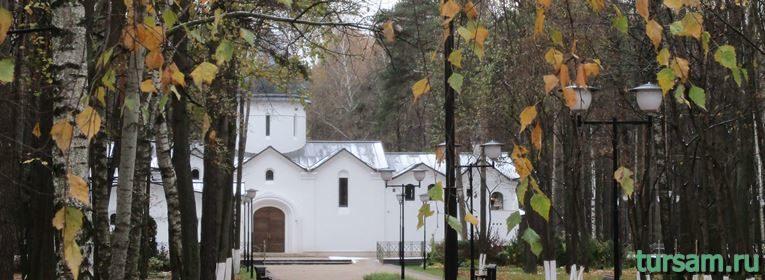 Храм Владимира в Королеве-11