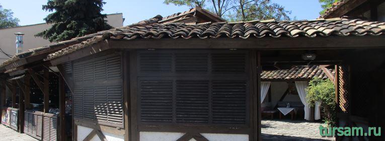 Кофейня Кезлев Къавеси в Евпатории