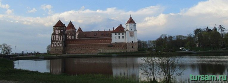 Мирский замок-5