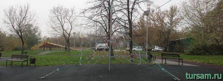 Народный парк Кожухово