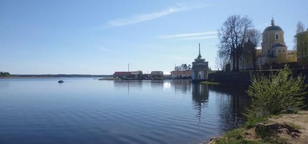 Остров Нилова-Пустынь в осташковском районе
