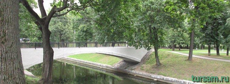 Парк Красная Пресня в Москве