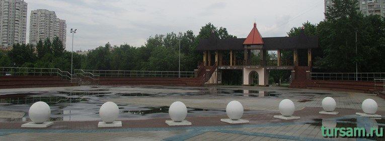 Парк Печатники