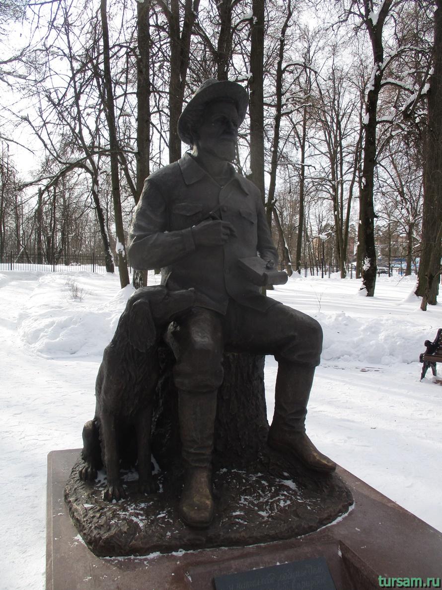 Парк Скитские пруды в Сергиевом Посаде-4