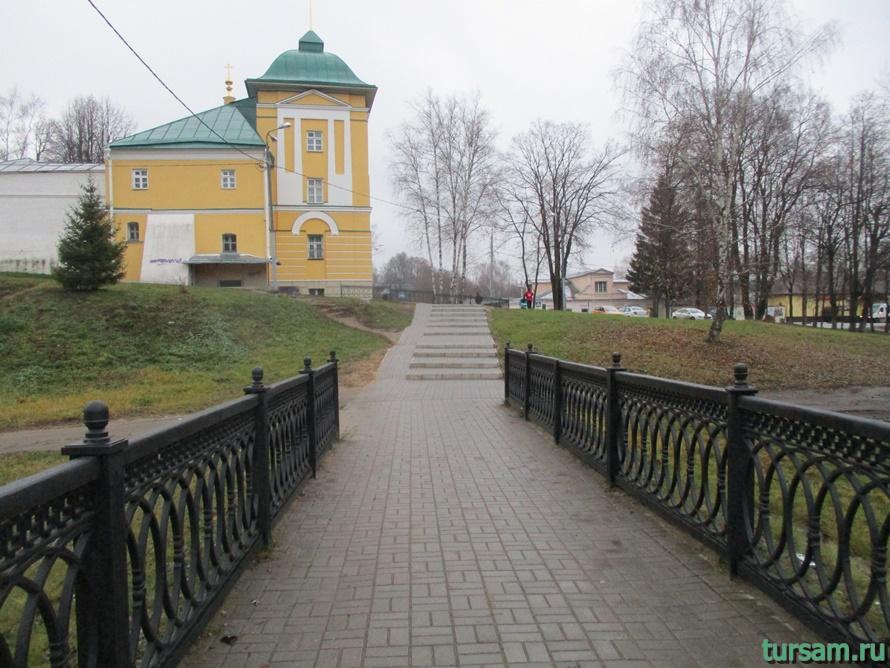 Покровский Хотьков монастырь-2