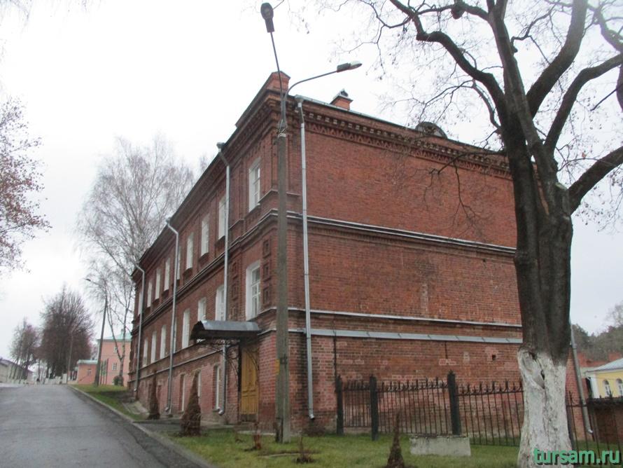 Покровский Хотьков монастырь-4