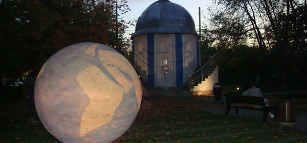 Сад астрономов в Сокольниках