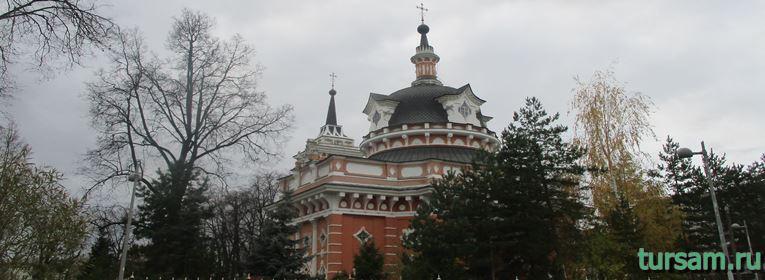 Смоленская церковь в Ивантеевке