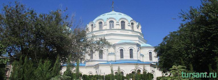 Собор Николая Чудотворца в Евпатории