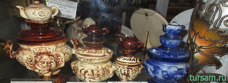 Сувениры в Туле