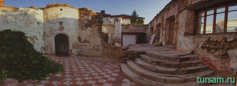 Турецкие бани в Евпатории