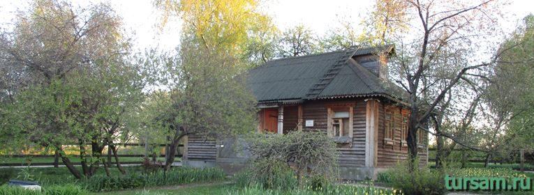 Усадьба пасечника в Коломенском-10