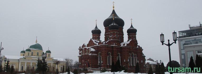 Успенский собор в Туле